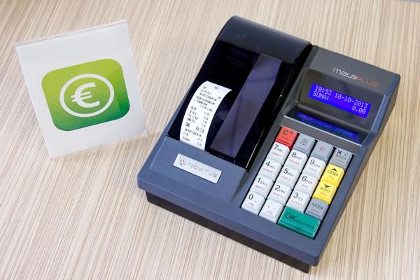 Kasa fiskalna Novitus Mała Plus - Przygotuj się na zmianę waluty ewidencyjnej!