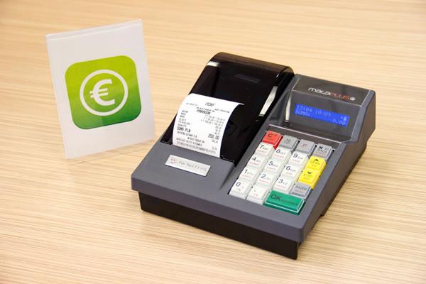 Kasa fiskalna Novitus Mała Plus E - Gotowa na Euro!