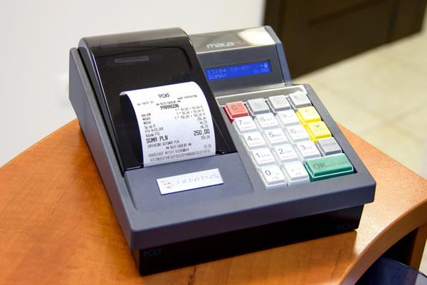 Kasa fiskalna Novitus Mała Plus E - Precyzyjna identyfikacja Twojej oferty.